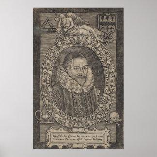 William Camden, c.1636 Poster