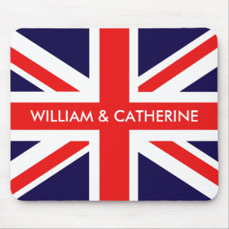 William & Catherine Mouse Pad