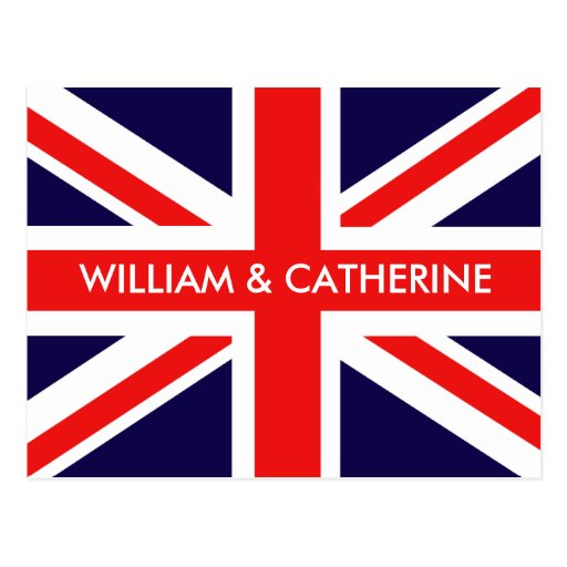William & Catherine Post Cards