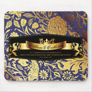 William & Catherine - The Royal Wedding 2011 Mouse Pad