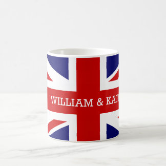 William & Catherine | The Royal Wedding Coffee Mug