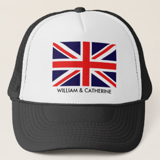 William & Catherine Trucker Hat