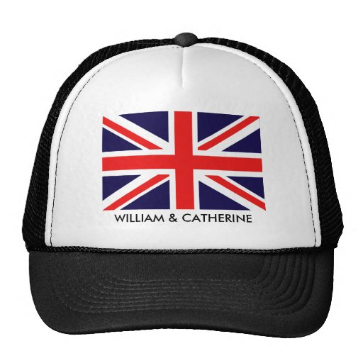 William & Catherine Trucker Hat