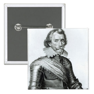 William Cavendish  1st Duke of Newcastle Pinback Button