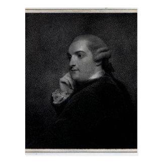 William Cavendish- Bentinck Postcard