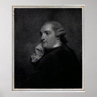 William Cavendish- Bentinck Poster