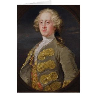 William Cavendish, Marquess of Hartington, Later 4 Card