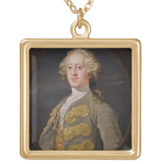 William Cavendish, Marquess of Hartington, Later 4 Gold Plated Necklace