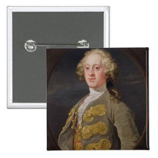 William Cavendish, Marquess of Hartington, Later 4 Pinback Button