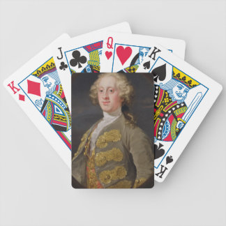 William Cavendish Marquess of Hartington Later 4 Bicycle Card Deck