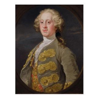 William Cavendish, Marquess of Hartington, Later 4 Postcard