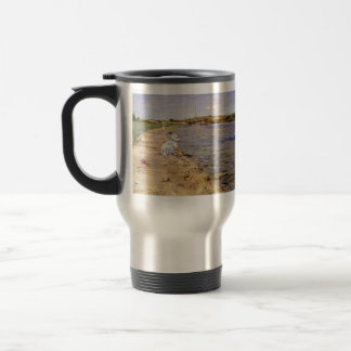 William Chase- Beach Scene- Morning at Canoe Place Coffee Mugs