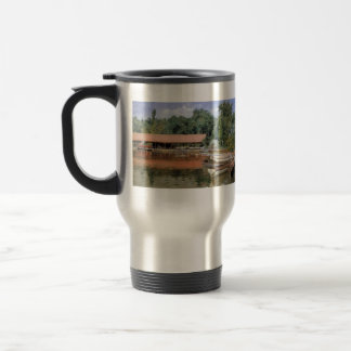 William Chase- Boat House, Prospect Park Coffee Mugs