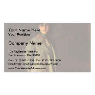 William Chase- My Daughter Dieudonne Business Card Templates