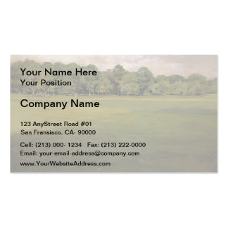 William Chase- Prospect Park Double-Sided Standard Business Cards (Pack Of 100)
