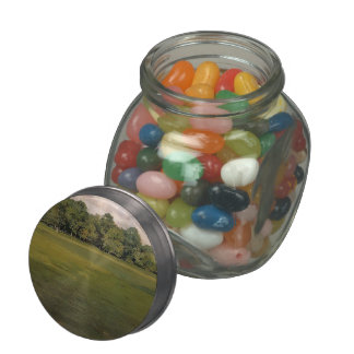 William Chase- Prospect Park Jelly Belly Candy Jars