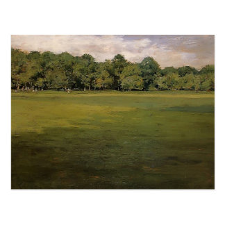 William Chase- Prospect Park Postcard