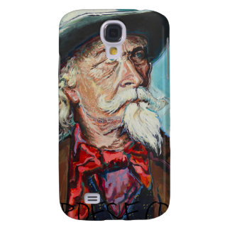 William Cody by James J. Froese Samsung Galaxy S4 Cover