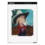 William Cody by James J. Froese Decals For iPad 2