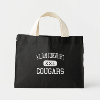 William Conkwright - Cougars - Middle - Winchester Mini Tote Bag