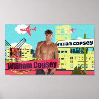 William Copsey Poster