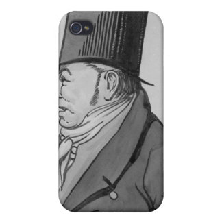 William Crockford Cases For iPhone 4