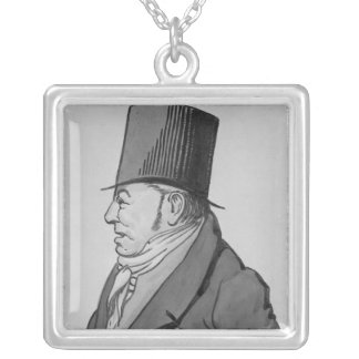 William Crockford Silver Plated Necklace
