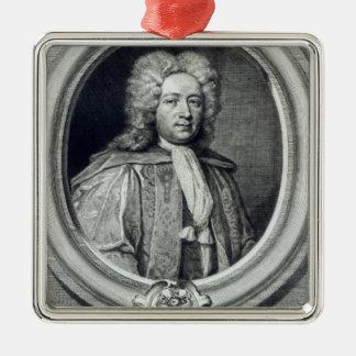 William Croft, engraved by George Vertue Metal Ornament