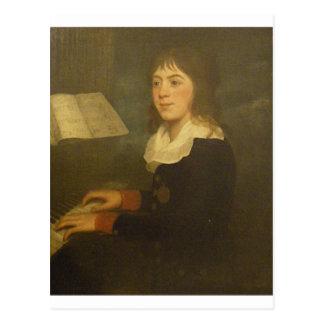 William Crotch (1775-1847) Postcard
