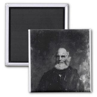 William Cullen Bryant  c.1851-60 Magnet