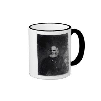 William Cullen Bryant  c.1851-60 Ringer Coffee Mug