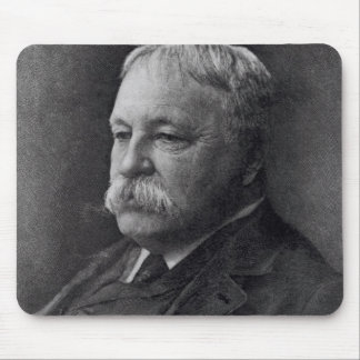William D. Howells  from Literature Mouse Pad