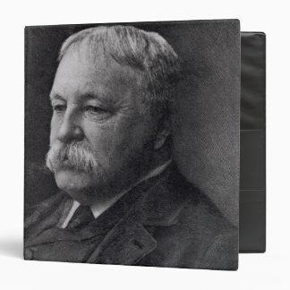William D. Howells  from Literature Vinyl Binder