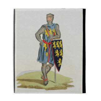 William de Longuespee, 3rd Earl of Salisbury (d.12 iPad Folio Case