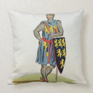 William de Longuespee, 3rd Earl of Salisbury (d.12 Pillow