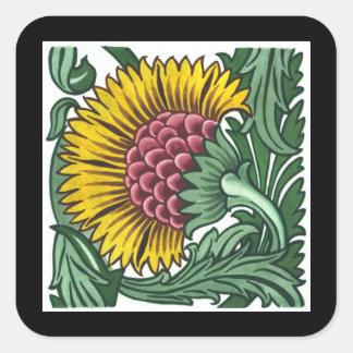 William de Morgan Tile Stickers