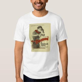 William Desmond 1919 silent movie exhibitor ad Shirt