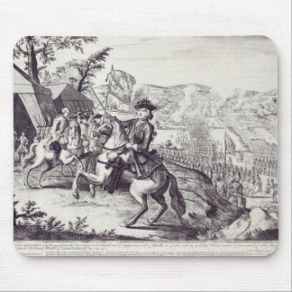 William Duke of Cumberland and the Rebel Mouse Pad