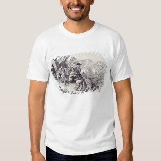 William Duke of Cumberland and the Rebel Shirt
