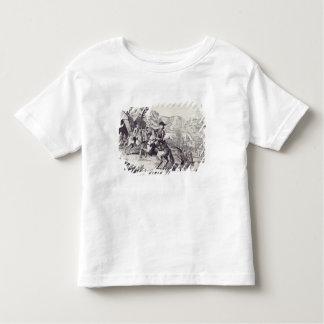 William Duke of Cumberland and the Rebel T-shirt