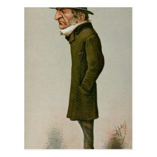 William Ewart Gladstone Postcard