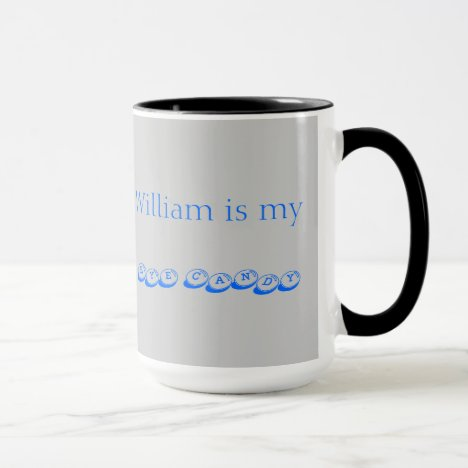 William Eye Candy Mug