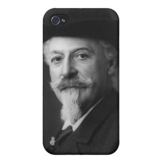 William F. Cody a.k.a. Buffalo Bill Portrait Covers For iPhone 4