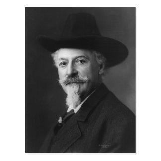 William F. Cody a.k.a. Buffalo Bill Portrait Postcard