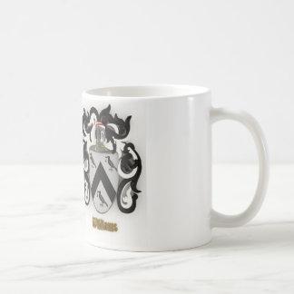 William Family Crest Coffee Mug