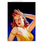 William Fulton Soare: Menace Pulp Cover