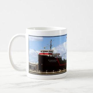 William G. Mather mug