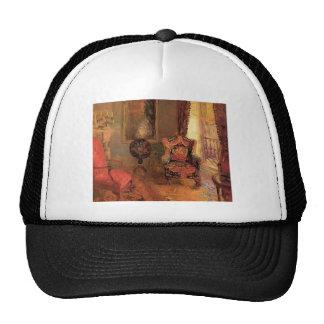 William Glackens- Twenty-Three Fifth Avenue Mesh Hat