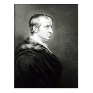 William Godwin  1802 Postcard