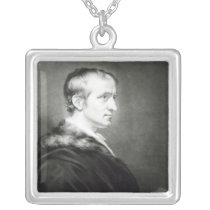 William Godwin  1802 Silver Plated Necklace